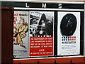 SO7486 : Hampton Loade Station - wartime posters by Chris Allen