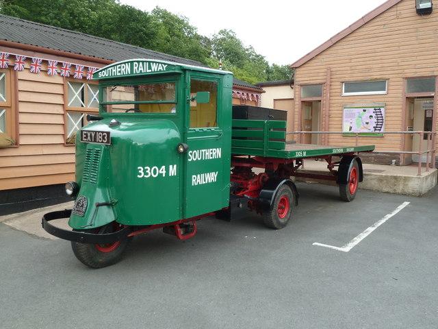 Bewdley Station - 'Iron Horse'