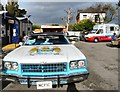 SJ9594 : Manchester City Chevrolet by Gerald England