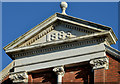 J3375 : Clifton Street Orange Hall, Belfast (1) by Albert Bridge