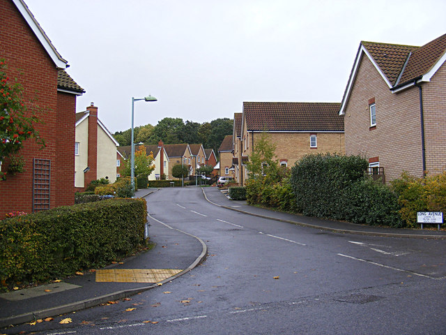 Long Avenue, Saxmundham