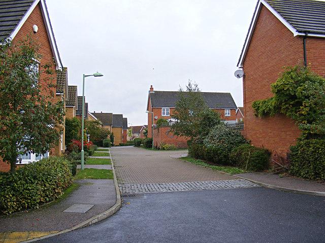 Ashfords Close, Saxmundham