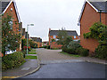 TM3763 : Ashfords Close, Saxmundham by Adrian Cable