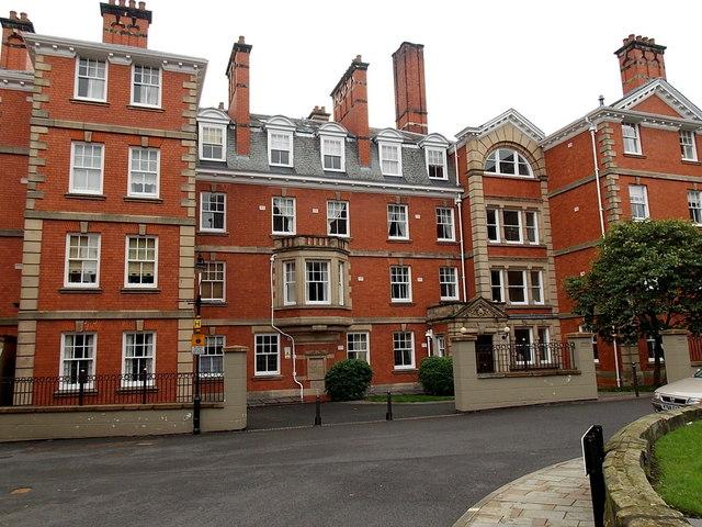 Watergate Mansions, Shrewsbury
