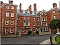 SJ4912 : Watergate Mansions, Shrewsbury by Jaggery