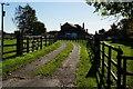 TA0344 : Crow Tree Farm, Arram by Ian S