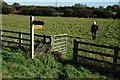 TA0344 : The Minster Way near Arram by Ian S