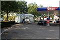 ST3086 : Tesco car wash, Harlech Retail Park, Newport by Jaggery