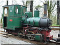 SS6846 : Lynton & Barnstaple Railway - steam locomotive by Chris Allen