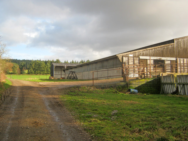 Barns near Parkgate
