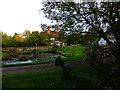 TQ0718 : Pond at Mill Farm by Shazz