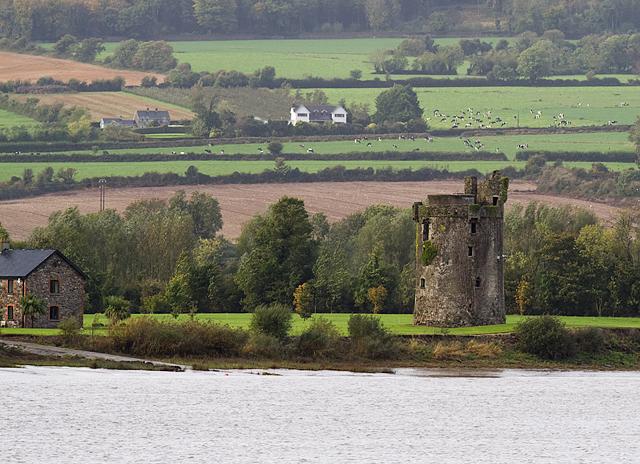 Castles of Munster: Rockett's Castle, Waterford