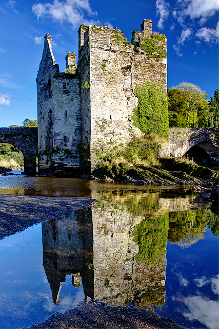 Castles of Munster: Carrigadrohid, Cork - revisited (3)