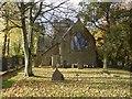 NZ1553 : The Parish Church of St John the Evangelist, Dipton by Andrew Curtis