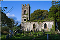 X0882 : The old ruined church at Templemichael by Mike Searle