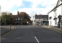 TM3863 : B1119 Church Street, Saxmundham by Adrian Cable