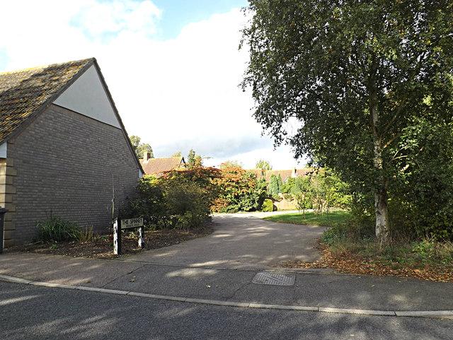 The Spinney, Saxmundham