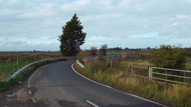 Seasalter Lane, near Whitstable