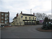 SP3378 : The Rocket, Warwick Road by E Gammie