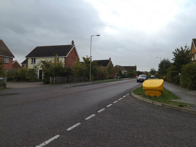 Brook Farm Road, Saxmundham