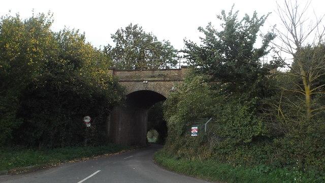 Osier Road near Teynham, Kent