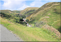 SO4494 : Carding Mill Valley from Burway by Stuart Logan