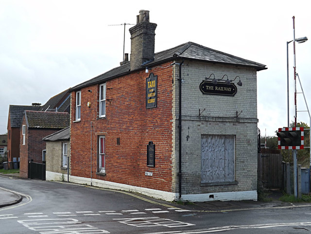 The Station Public House (former)