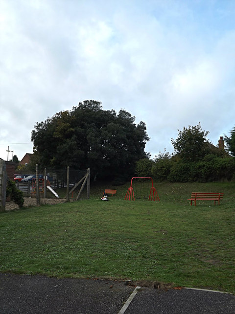 Children's Play Area off New Cut