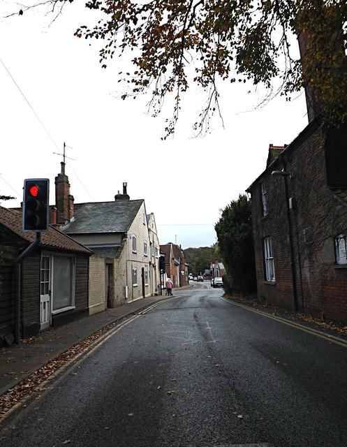 Chantry Road, Saxmundham
