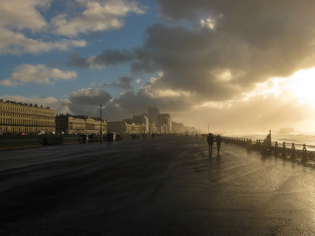 Hove Sea Wall
