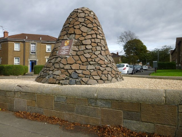The Marjory Bruce Cairn