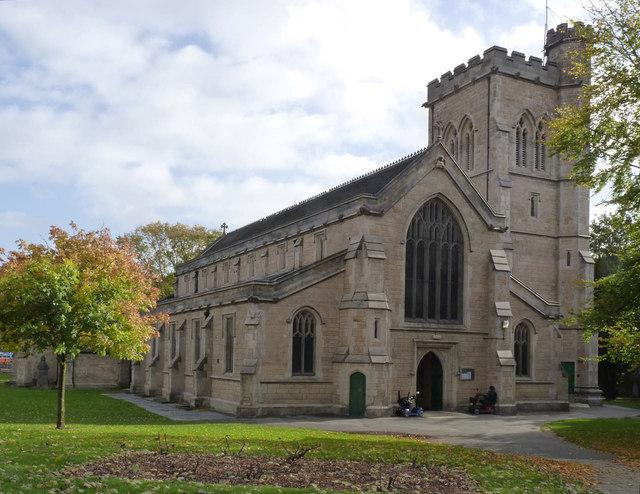 St John the Baptist, Beeston