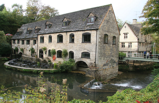Egypt Mill, Nailsworth © Chris Allen :: Geograph Britain and Ireland