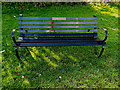 TM3669 : Sibton Bench by Adrian Cable
