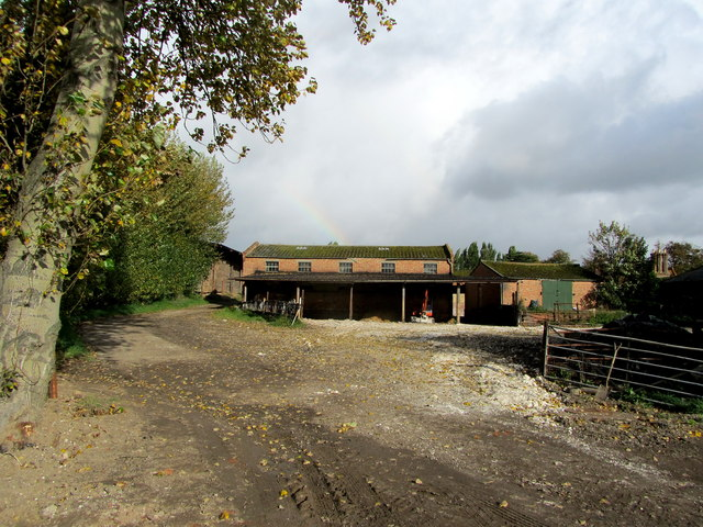 Outbuildings at Great Pedding Farm