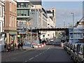 SK5739 : Bridge across Station Street by Alan Murray-Rust