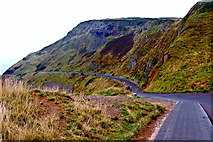C9444 : Antrim Coast - Giant's Causeway - Shuttle Bus Road Walk by Joseph Mischyshyn