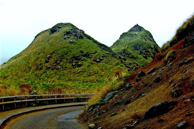 Antrim Coast - Giant's Causeway - The Great Stookan