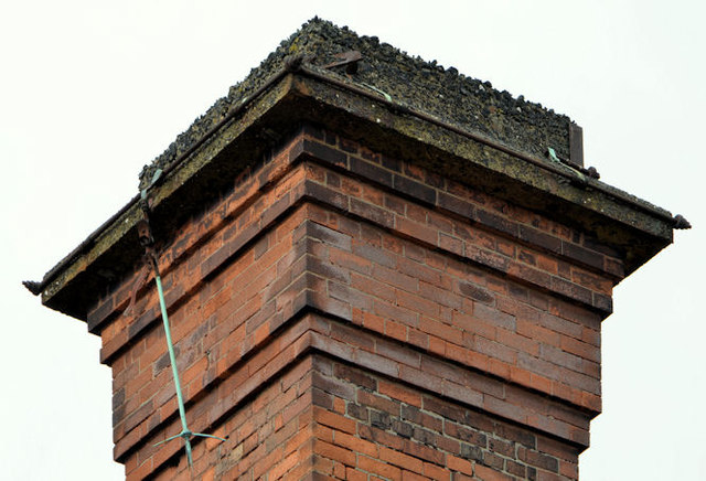 The Sirocco chimney, Belfast (3)