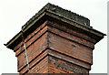 J3474 : The Sirocco chimney, Belfast (3) by Albert Bridge