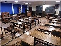 NT2674 : The Victorian Schoolroom, Leith Walk Primary School by kim traynor