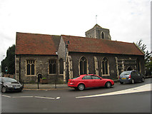 TR1458 : Church of the Holy Cross, Canterbury by Graham Robson