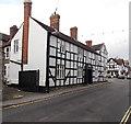 SO4593 : The Raven, 24 High Street, Church Stretton by Jaggery