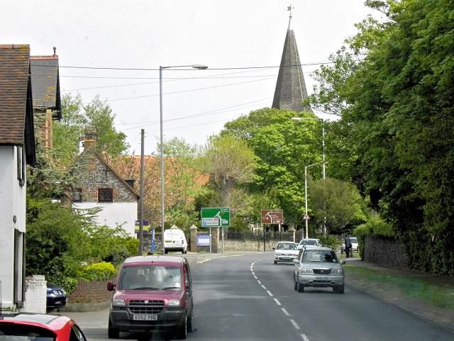 Birchington, Canterbury Road