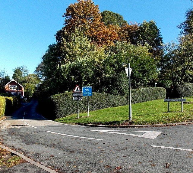 Watling Street North, Church Stretton