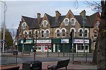 TA0827 : Shops on the Boulevard, Hull by Ian S