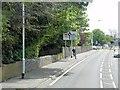TR3768 : St Peter's, Dane Court Road by David Dixon