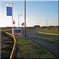 SP2763 : Narrow Hall Meadow, South-West Warwick by Robin Stott