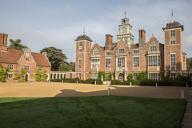 Blickling Hall, Norfolk