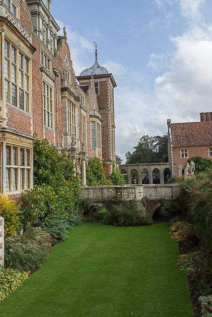 Garden, Blickling Hall, Norfolk